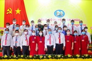 Bế mạc Đại hội Đảng bộ huyện Tân Châu lần thứ VII, nhiệm kỳ 2020-2025