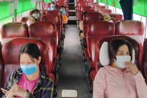 Tạm dừng hoạt động vận chuyển hành khách từ tỉnh Tây Ninh đi/đến các tỉnh, thành phố có dịch