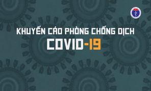 Các biện pháp phòng chống dịch COVID-19 trong giai đoạn mới