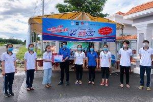 """Tây Ninh: Hơn 500 tình nguyện viên """"Tiếp sức mùa thi"""" 2020"""