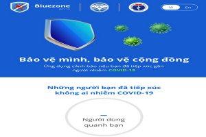 Sử dụng Bluezone-Chung tay phòng chống dịch covid-19