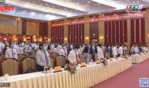 Truyền hình trực tiếp: Phiên Khai mạc Đại hội Đại biểu Đảng bộ Khối Cơ quan và Doanh nghiệp tỉnh lần thứ VIII, nhiệm kỳ 2020-2025