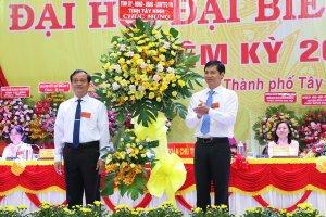 Tây Ninh: Tổ chức thành công đại hội cấp huyện và tương đương, nhiệm kỳ 2020-2025
