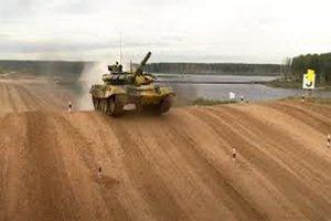 """Tường thuật trực tiếp nội dung """" Xe tăng hành tiến"""" Army Games 2020"""