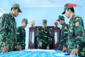Thế trận biên phòng trên vùng biên Phước Chỉ