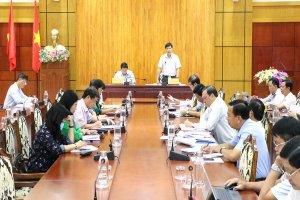 Hội nghị Ban Chỉ đạo thực hiện những giải pháp đột phá