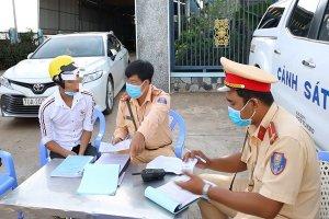 Tình hình an ninh trật tự, an toàn giao thông từ ngày 12.9 đến ngày 18.9.2020