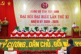 Gửi gắm niềm tin vào Đại hội Đảng bộ tỉnh lần thứ XI