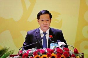 Phát biểu bế mạc Đại hội đại biểu Đảng bộ tỉnh Tây Ninh lần thứ XI của Bí thư Tỉnh ủy Nguyễn Thành Tâm