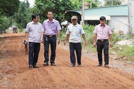 Xây dựng nông thôn mới từ sự đồng lòng của người dân