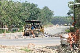 Đẩy nhanh tiến độ thi công dự án đường Đất Sét - Bến Củi