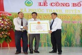 Nông dân Phước Thạnh chuyển đổi cơ cấu cây trồng để phát triển kinh tế