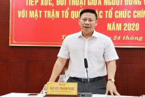 Người đứng đầu cấp uỷ, chính quyền đối thoại trực tiếp với Nhân dân