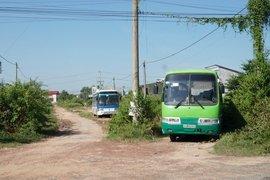 Các khu tái định cư: Còn nhiều nơi bị bỏ hoang