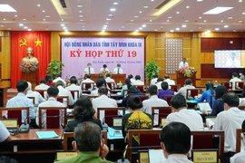 Khai mạc kỳ họp thứ 9 HĐND tỉnh khóa IX, nhiệm kỳ 2016-2021