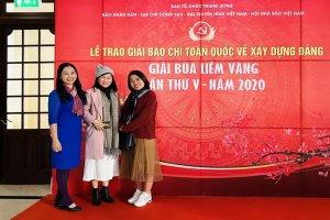 [Trực Tiếp] Lễ công bố và trao giải Báo chí toàn quốc về xây dựng Đảng lần thứ V - năm 2020