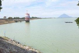 Tây Ninh: Di dời các tàu khai thác cát không được cấp phép ra khỏi lòng hồ Dầu Tiếng