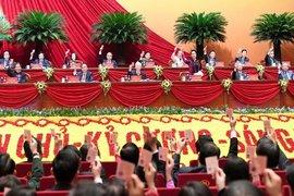 Khai mạc phiên trù bị Đại hội đại biểu toàn quốc lần thứ XIII của Đảng