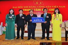 Tỉnh Bà Rịa-Vũng Tàu tặng 500 triệu đồng cho các chốt phòng chống dịch trên tuyến biên giới Tây Ninh