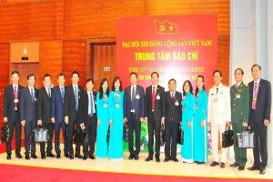 Trực tiếp phiên bế mạc Đại hội đại biểu toàn quốc lần thứ XIII của Đảng