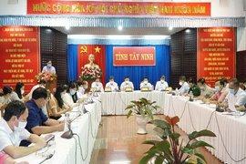 Tây Ninh: Dừng tổ chức bắn pháo hoa và không khai mạc Hội xuân Núi Bà
