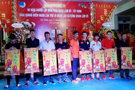 Kỷ niệm 90 năm ngày thành lập môn phái Đoàn Lâm Vũ – Tây Ninh