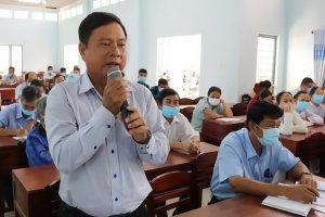 Cử tri Tây Ninh vui mừng, phần khởi về tình hình kinh tế, xã hội của tỉnh nhà