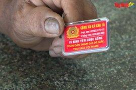 Công an Dương Minh Châu: Đấu tranh với tội phạm đánh bạc dịp cuối năm