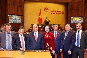 Khai mạc kỳ họp thứ 11 - kỳ họp cuối cùng Quốc hội khóa XIV