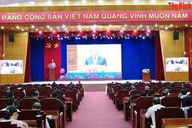 Tây Ninh: Cán bộ, đảng viên tin tưởng những quyết định của Đại hội Đảng sớm thành hiện thực sinh động trong thực tế
