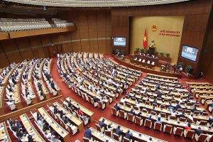 Quốc hội thảo luận về các Báo cáo công tác nhiệm kỳ 2016 - 2021 của Chủ tịch nước, Chính phủ