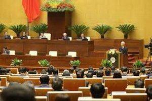 Tuần làm việc thứ 2 kỳ họp Quốc hội khóa XIV: Quyết định công tác nhân sự