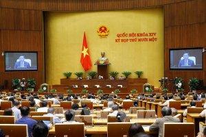 [Trực tiếp] Bế mạc kỳ họp thứ 11 Quốc hội khóa XIV