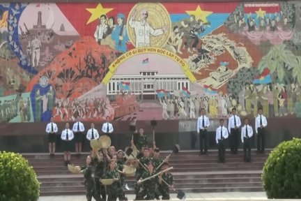 Hành khúc thanh niên xung phong Tây Ninh