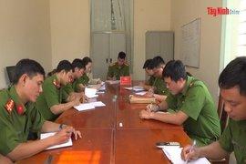 Công an phường Ninh Thạnh giữ vững an ninh trật tự ngay từ cơ sở