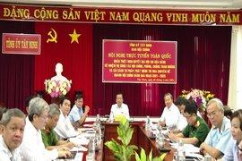 Quán triệt Nghị quyết Đại hội XIII của Đảng về nhiệm vụ công tác nội chính