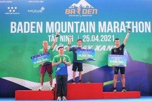 Bế mạc và trao thưởng Giải chạy BaDen Mountain Marathon 2021