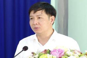 Ứng cử viên đại biểu HĐND tỉnh tiếp xúc cử tri phường Ninh Thạnh