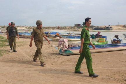 Công an xã Phước Minh bảo đảm An ninh trật tự góp phần tiến tới xây dựng xã nông thôn mới