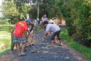 Phước Vinh khởi sắc toàn diện nhờ xây dựng nông thôn mới