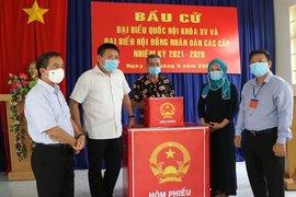 Thành phố Tây Ninh sẵn sàng cho ngày bầu cử 23.5