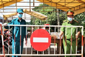 Ca F0 đầu tiên trong cộng đồng ở Tây Ninh là trẻ 2 tuổi