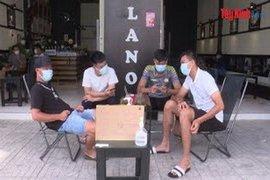 TP. Tây Ninh: Các cơ sở kinh doanh chấp hành tốt việc phòng chống dịch Covid-19