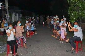 Tây Ninh: Không còn khu vực phải cách ly y tế trong cộng đồng