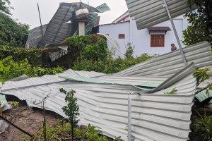 Thực hiện phòng, chống thiên tai, đảm bảo an toàn mùa mưa bão