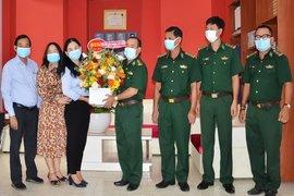 Nhiều cơ quan, đơn vị thăm chúc mừng Báo Tây Ninh nhân kỷ niệm 96 năm Ngày Báo chí cách mạng Việt Nam 21/6