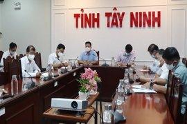 Tây Ninh: Khẩn trương truy vết hai ca nhiễm SARS-CoV-2 trong cộng đồng