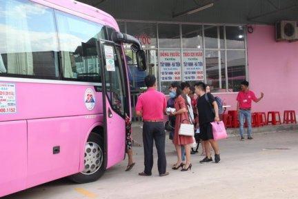 Dừng hoạt động kinh doanh vận tải hành khách công cộng bằng xe ô tô từ tỉnh Tây Ninh đi đến các địa bàn thuộc tỉnh Bình Dương