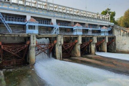 Chủ động ứng phó với mùa mưa bão trong nuôi trồng thủy sản năm 2021