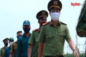 Công an Tây Ninh tăng cường đấu tranh với tội phạm ma túy giữa mùa dịch Covid 19